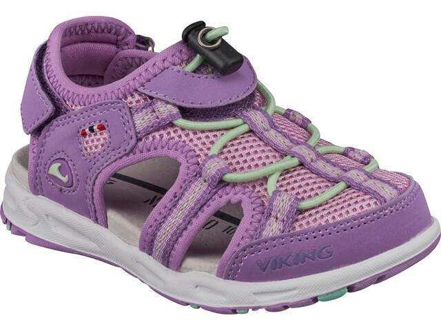 Viking Footwear Thrill - Sandales Enfant - rose